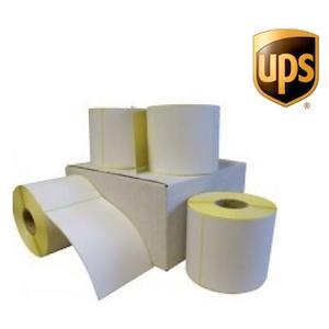 UPS verzendetiketten